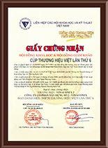 Top 50 thương hiệu nổi tiếng<br/> Việt Nam