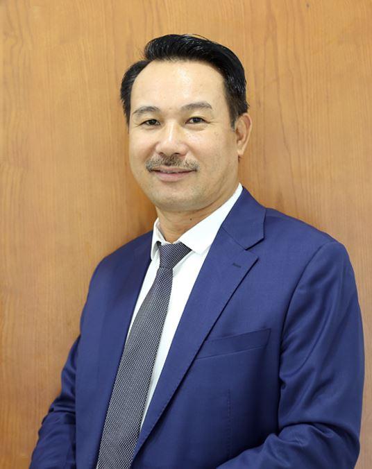 Ông Ngô Việt Hậu
