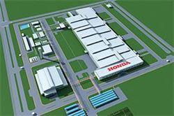 Xây dựng một phần nhà máy HONDA Hà Nam