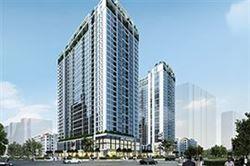 VINA2 thi công dự án tòa nhà chung cư hỗn hợp - APEC AQUA PARK
