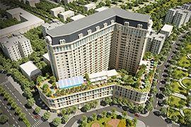 Thi công xây dựng tòa nhà hỗn hợp Royal Park - Bắc Ninh