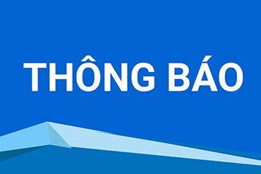 VINA2 thông báo về việc bổ nhiệm ông Nguyễn Huy Quang chức vụ phó Tổng Giám đốc phụ trách tài chính