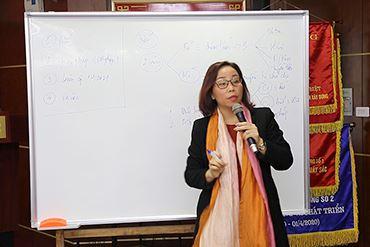 VINA2 tập huấn bồi dưỡng các quy định mới của luật lao động