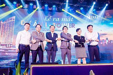 Lễ ra mắt dự án trung tâm thương mại dịch vụ và căn hộ I – Tower Quy Nhơn