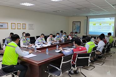VINA2 tiếp tục được trao thầu gói số 2 tại dự án nhiệt điện BOT Vân Phong I