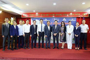 Cen Group; Đất Xanh; MHD tham gia ký kết HĐ phân phối dự án VINA2 Panorama Đê Đông - Quy Nhơn
