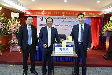 Đại hội đồng cổ đông thường niên năm 2021 của VINA2 với nhiều quyết sách quan trọng