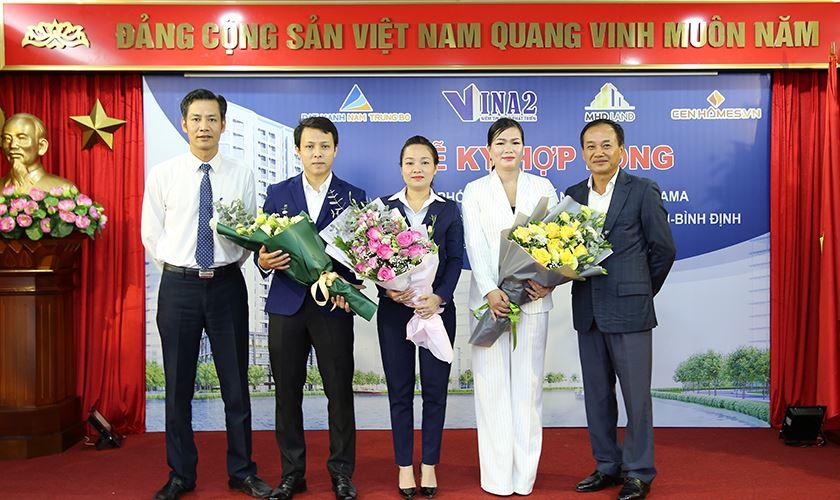 Ông Đỗ Trọng Quỳnh và Ông Nguyễn Việt Cường