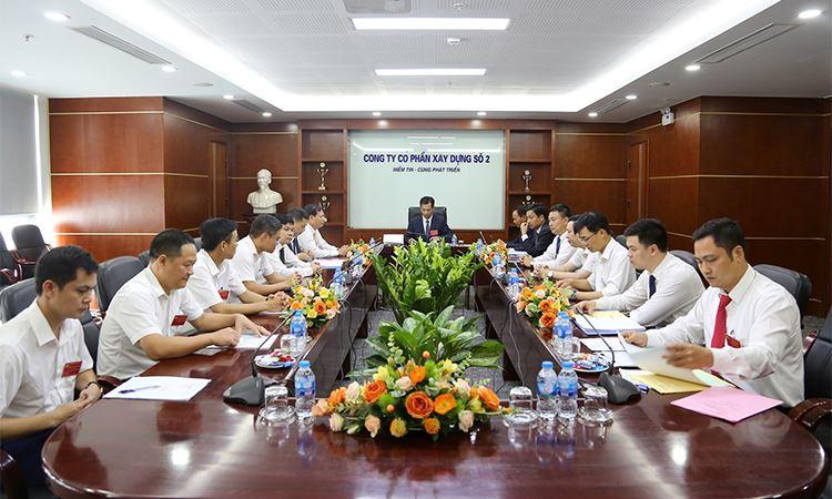 Phiên họp đầu tiên của BCH Đảng bộ khóa XII