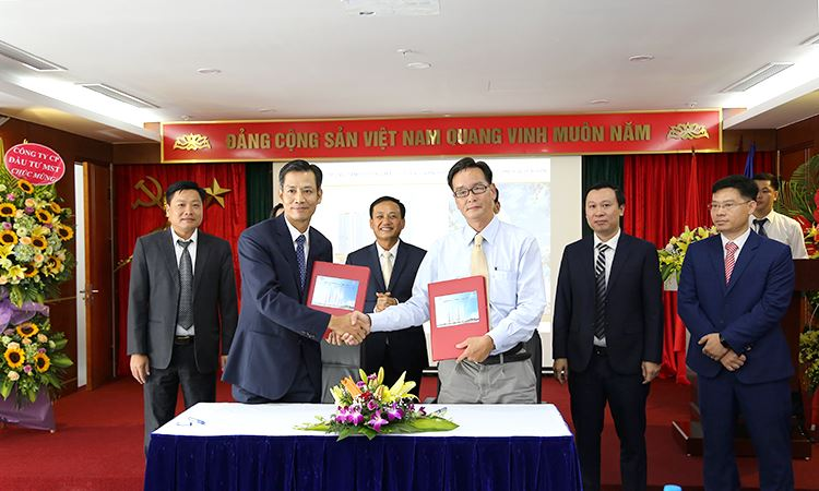 Ký kết hợp đồng tổng thầu EPC dự án ITOWER - Quy Nhơn