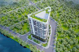 Khu phức hợp cao tầng, nhà ở chung cư và dịch vụ thương mại