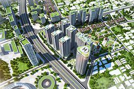 Khu đô thị mới Kim Văn Kim Lũ<br/> VC2 Golden Silk